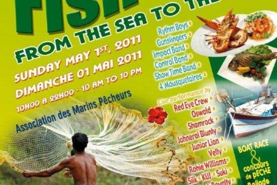 FISH DAY 2011 c est le premier mai!