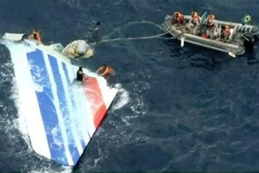 Crash Rio-Paris : des éléments de l'avion Air France localisés
