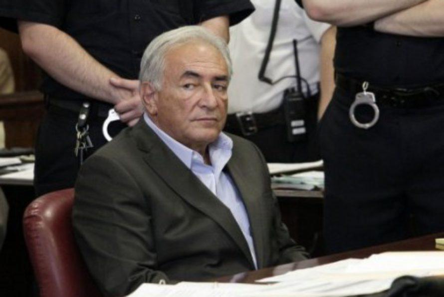 DSK libéré sous caution