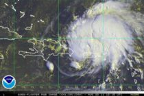 Hurricane Irene heads toward Bahamas