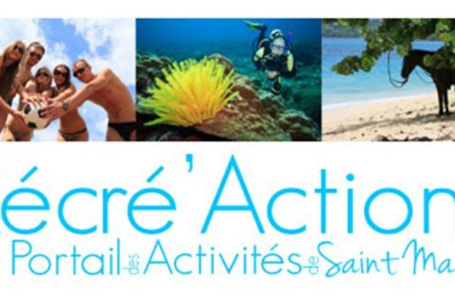 Récré-Actions.com, Les activités à Saint Martin ont trouvé leur site web !