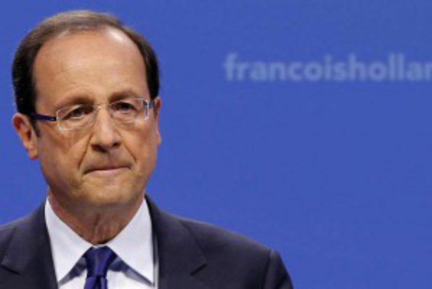 Un nouveau sondage disqualifie François Hollande du second tour