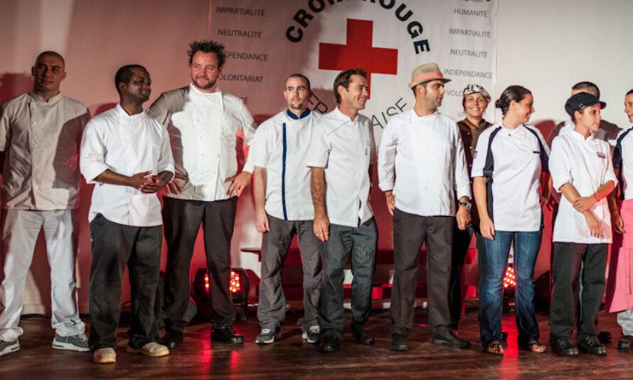 Remerciements de la Délégation de la Croix Rouge de StMartin