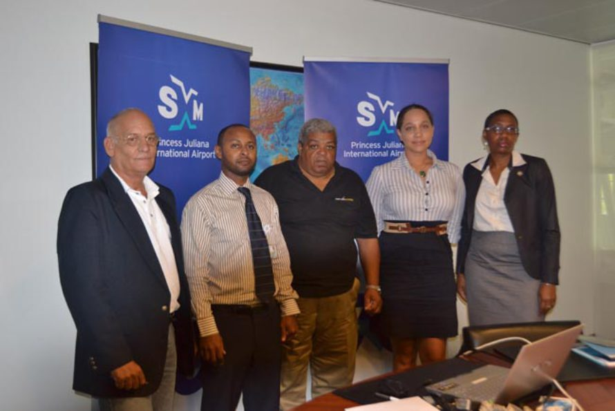 SXM Sponsors First Aviation Photo Contest in Caribbean