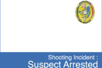 Sint Maarten : Suspect in shooting incident arrested