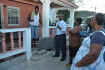 Sint Maarten : Minister Lake to address FOGA Homeowners issues