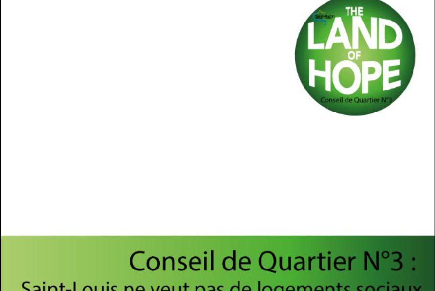 Saint-Martin : Saint-Louis ne veut pas de logements sociaux