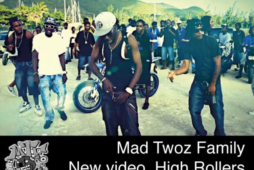 Mad Twoz Family : high roller, new video release
