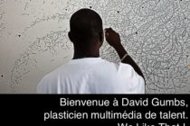 "David Gumbs, Talent ""Made in Saint-Martin""."