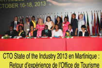 CTO State of the Industry 2013 en Martinique. L'O.T. de Saint-Martin y était …
