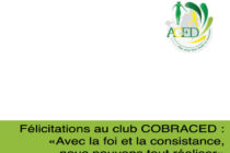 Saint-Martin. L'ACED salue les résultats du club COBRACED