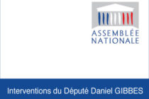 Projet de loi de finance 2016 : l'intervention du député Daniel Gibbs à l'assemblée nationale