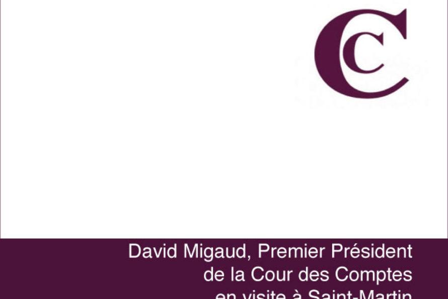 Finances. Saint-Martin dans le collimateur de la Cour des Comptes ?
