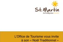 Saint-Martin. Un Noël traditionnel à l'Office de Tourisme