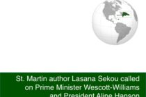 "Lasana Sekou to Prime Minister Wescott-Williams, President Hanson: denounce Dominican Rep. ""racist"" law against its Black citizens"