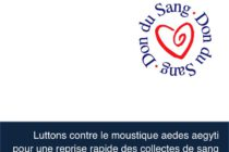 Saint-Martin. Les Collectes de Sang sont suspendues
