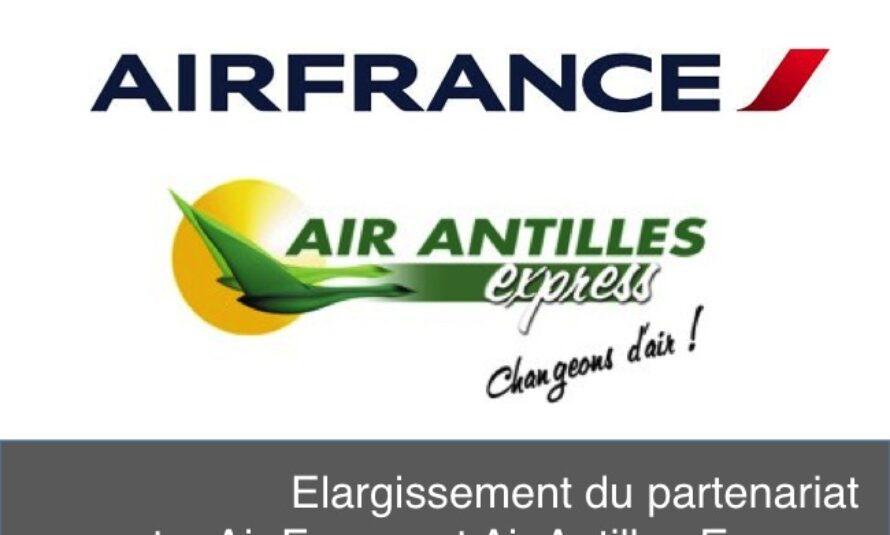 Outre-mer. Air France et Air Antilles Express développent leur partenariat