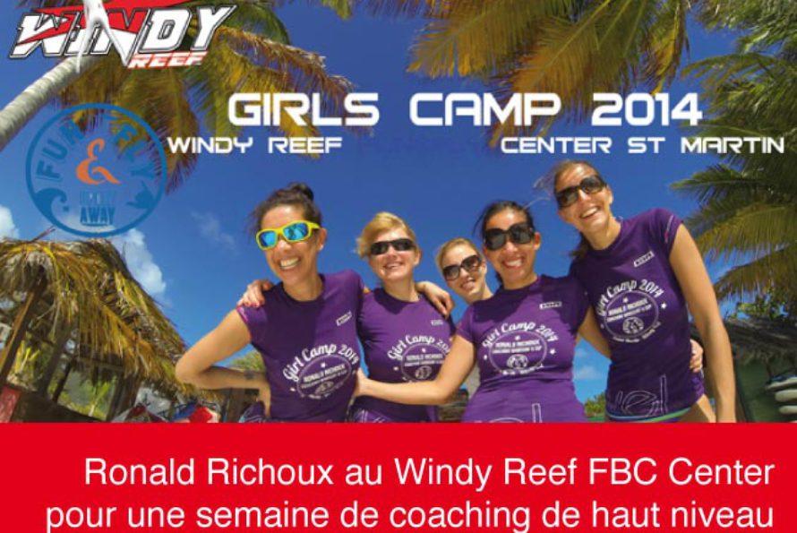 Surf. Girls Camp 2014 : Le Must du Coaching Multiglisse à Saint-Martin