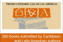 Prize. Fear of A Black Nation wins Casa Award for Caribbean Literature