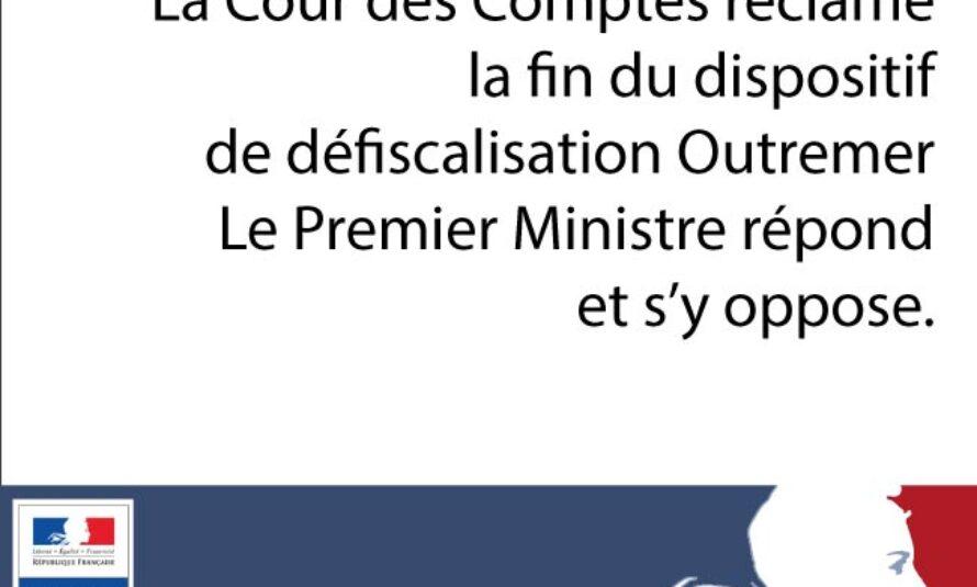 Economie. La défisc dans le collimateur de la Cour des Comptes, JM Ayrault réagit