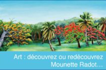 Art. Mounette Radot s'expose au Sheer Restaurant & Gallery