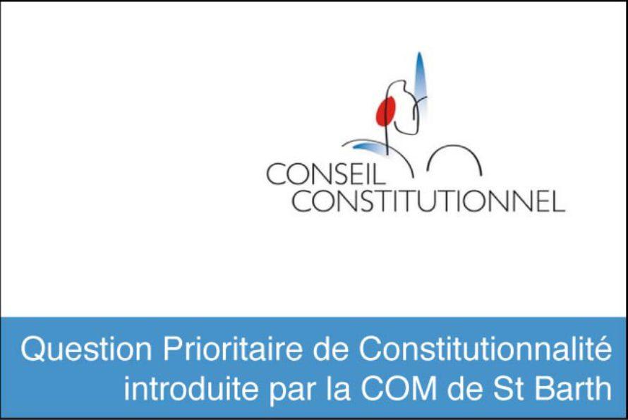 Saint-Barth. Le Conseil Constitutionnel considère la dotation globale de compensation négative conforme à la constitution