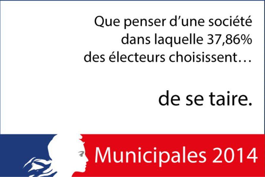 Municipales 2014. Une débâcle pour la gauche, une victoire pour la droite et une cap franchi pour le FN