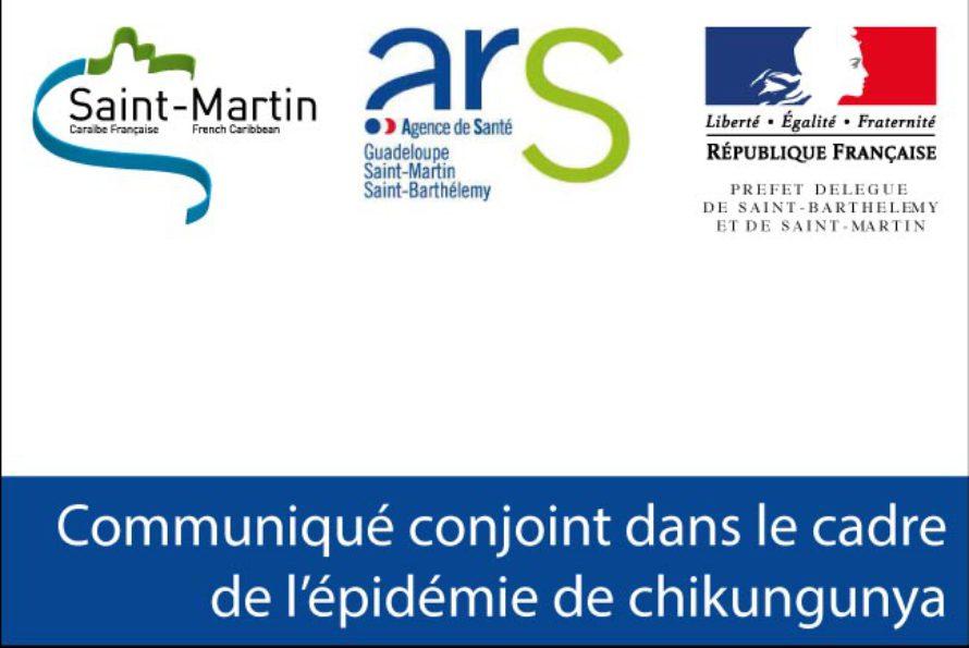 Chikungunya. Les efforts de préventions et de lutte contre le moustique Aedes Aegypti doivent se poursuivre à Saint-Martin