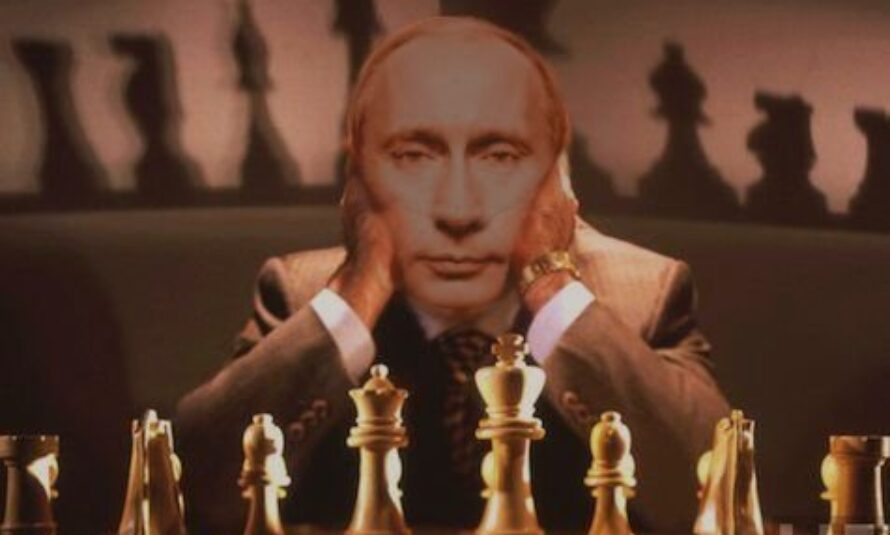 Geopolitics: Putin moves his pawns on the 'Grand chessboard'…