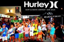 Surf. Quelques images de la HURLEY SURF & SKATE CONTEST 2014
