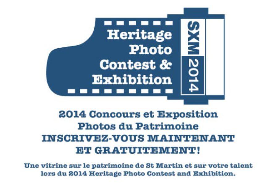 Saint-Martin. Concours et Exposition Photos du Patrimoine