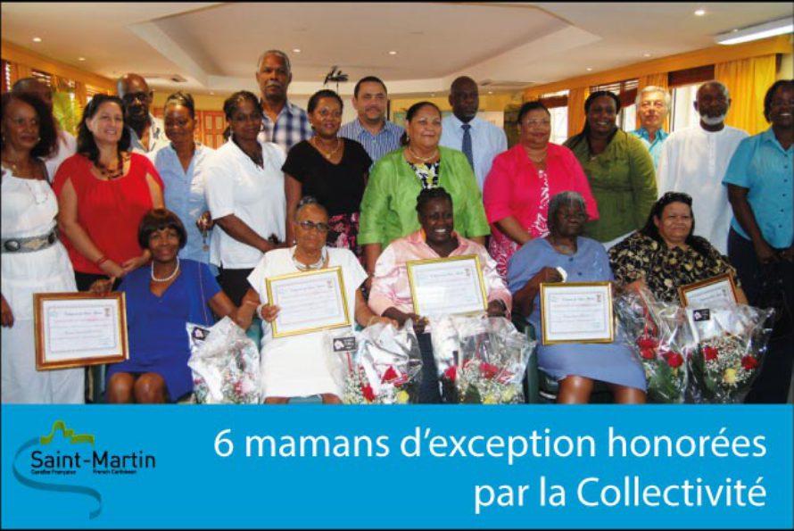 Saint-Martin. La Collectivité de Saint-Martin honore les mamans avec l'appui des Conseils de Quartier