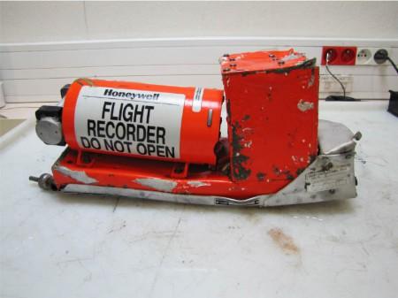 Enregistreur de vol FDR (Enregistreur de paramètres) du vol AF 447