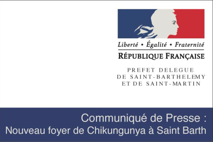 Saint Barth. Chikungunya : Nouveau foyer identifié