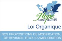 Saint-Martin. L'association True Hope For St Martin remet 15 pages de travaux sur la Loi Organique à la Présidente Aline Hanson
