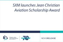 SXM launches Jean Christian Aviation Scholarship Award