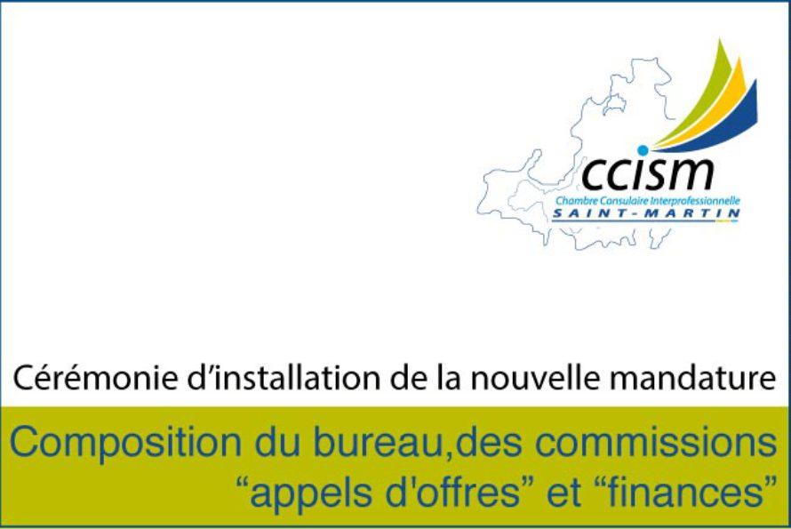 """CCISM. Composition du bureau, des commissions """"appels d'offres"""" et """"finances"""""""
