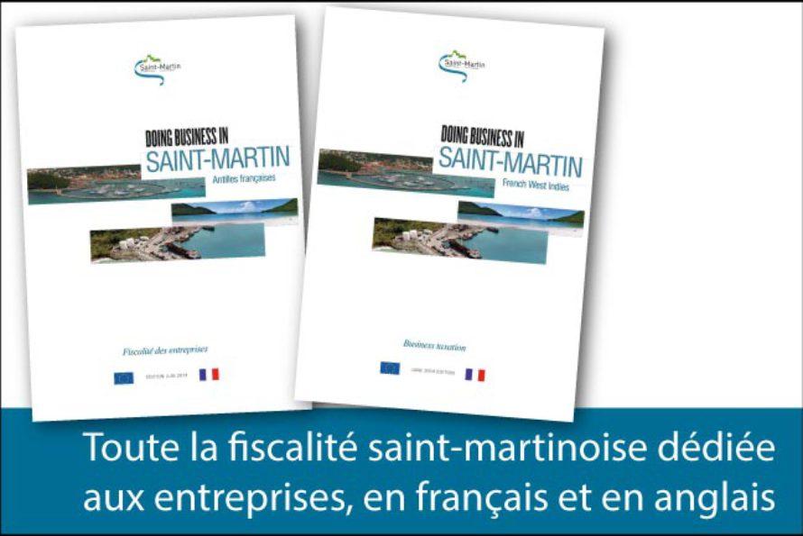 """Saint-Martin. Naissance de """"Doing Business in Saint-Martin"""", véritable précis de fiscalité à l'attention des investisseurs"""