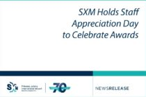 PJIA. SXM Holds Staff Appreciation Day to Celebrate Awards