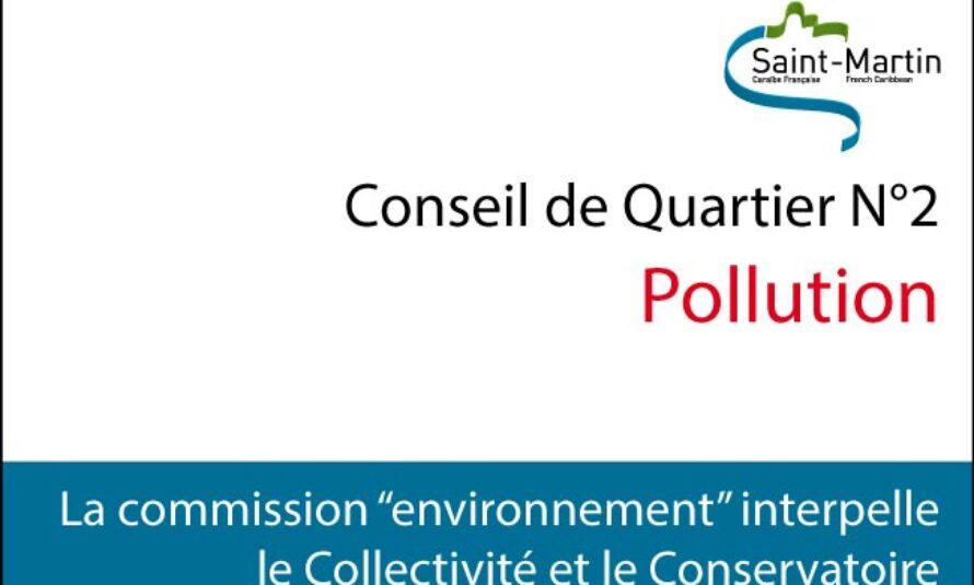 Environnement. La commission environnement du Conseil de Quartier N°2 interpelle la collectivité et le Conservatoire