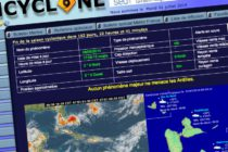 SXMCYCLONE : vigilance ORANGE pour la  Martinique