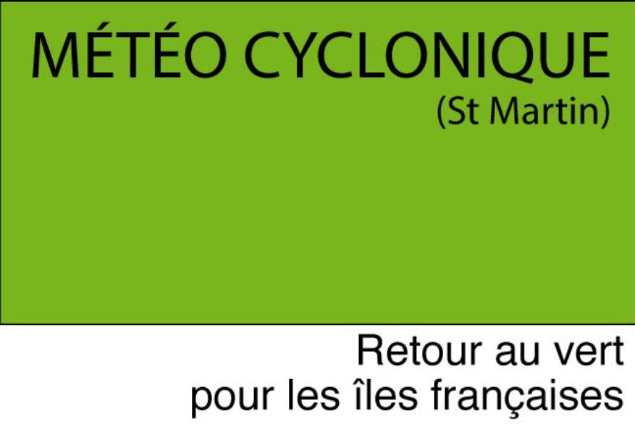 Météo Cyclonique. Retour au vert pour les îles françaises après le passage de Bertha
