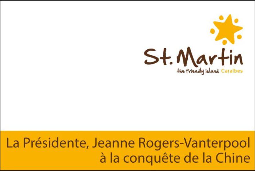 Tourisme – Saint-Martin participe à une grande conférence… en Chine