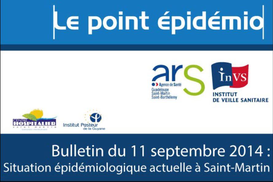 Chikungunya – Situation épidémiologique actuelle à Saint-Martin