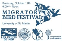 Environment – Migratory Bird Festival 2014 Sponsorship Request