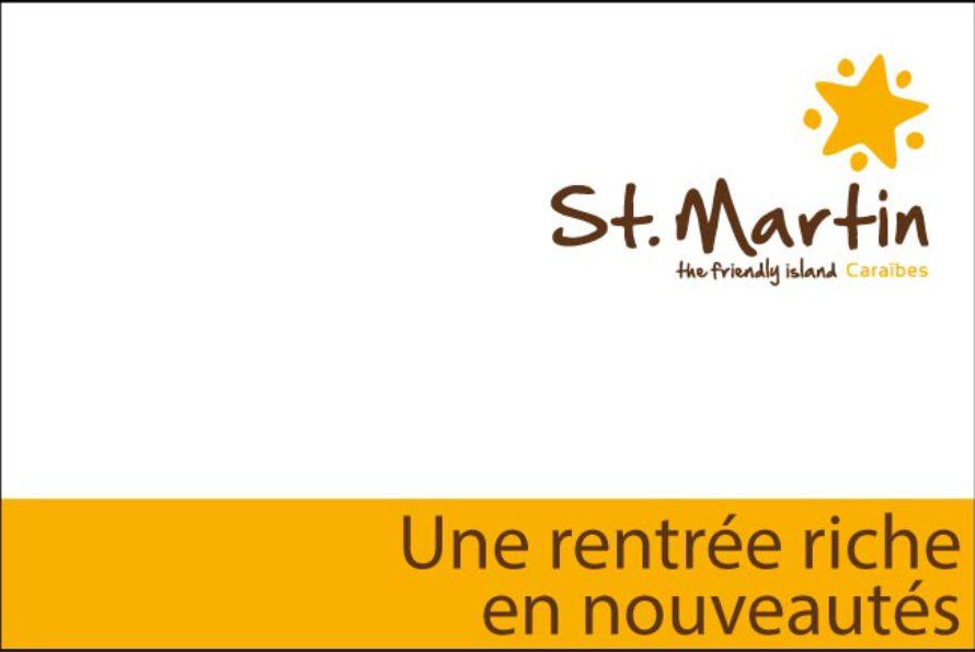 Office de tourisme de Saint-Martin : une rentrée riche en nouveautés