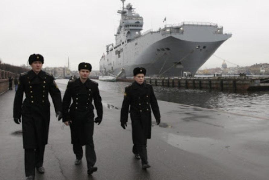 LE REGIME FRANCAIS NE VEUT PLUS LIVRER LES MISTRAL A LA RUSSIE