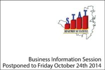 Sint Maarten – Business Information Session Postponed to Friday October 24th 2014