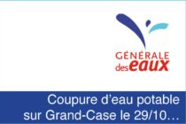Saint-Martin • Distribution d'eau potable interrompue sur Grand-Case