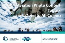 SXM Aviation Photo Contest, Toppix, now Open to All Comers